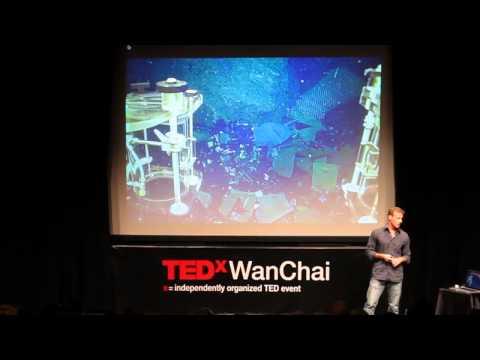 TEDxWanChai - Douglas Woodring - Ocean Recovery Alliance