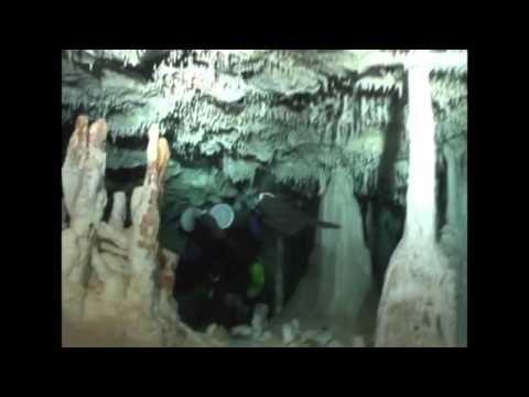 Caleb Conley cave diving part 2 of 4