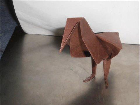 Origami - Raven