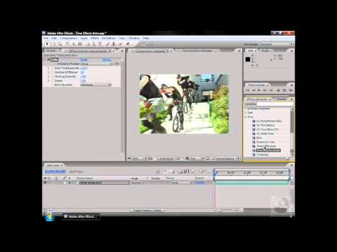After Effects: About Time effects   lynda.com