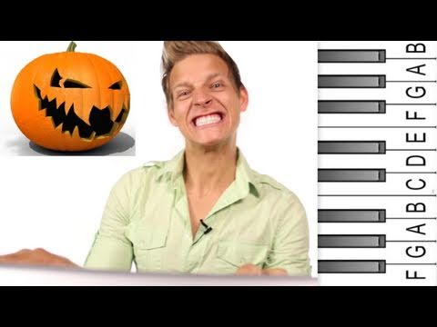 """How to Play """"Sally's Song"""" from """"The Nightmare Before Christmas"""" on Piano"""