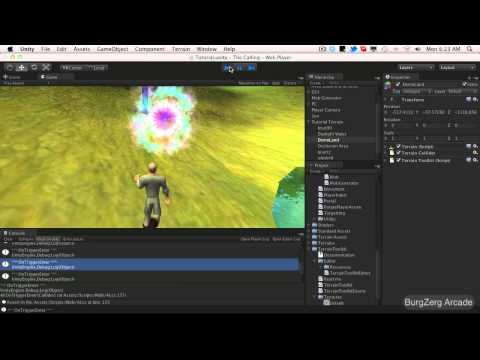 245. Unity3d Tutorial - Mob AI Revisited