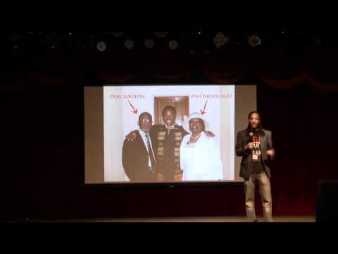 TEDxBrooklyn :: Jullien Gordon :: I Have A Dream 2