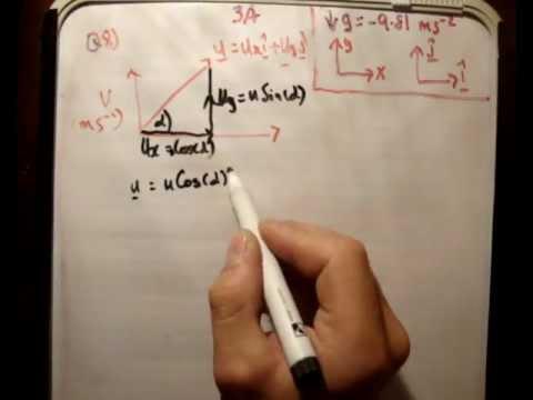 Applied Maths : LC textbook solution  Ex 3a q8