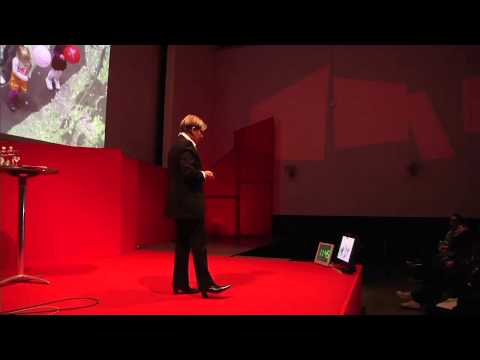 TEDxZurich-Margrit Hugentobler-on how to turn urban sprawl into an «aggloasis»