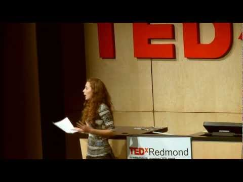 TEDxRedmond - Madison Vorva and Rhiannon Tomtishen - Palm Oil and Girl Scout Cookies