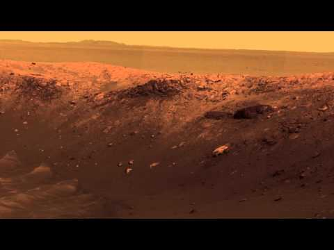 NASA's Opportunity celebrates its 7th