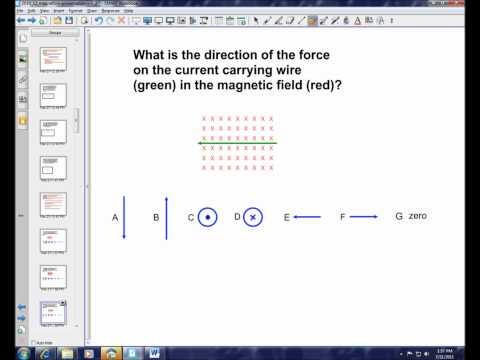 Magnetism Presentation #14