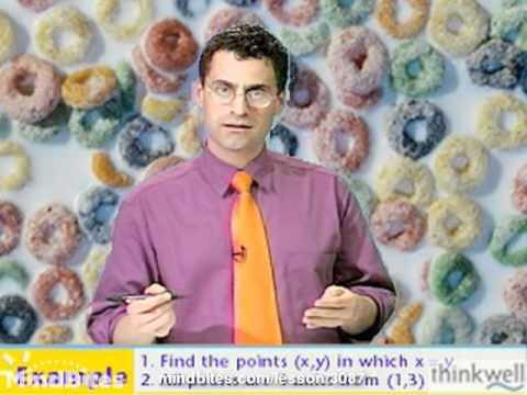 College Algebra: Word Problems Involving Circles