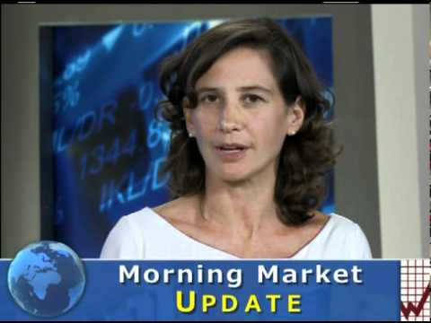 Morning Market Update for October 13, 2011