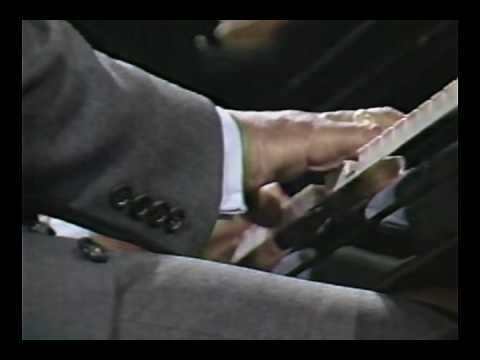 Billy Taylor Plays Tribute to Duke Ellington