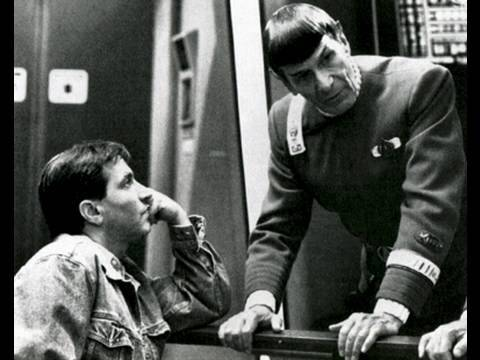 Directing the Death of Spock - Nicholas Meyer