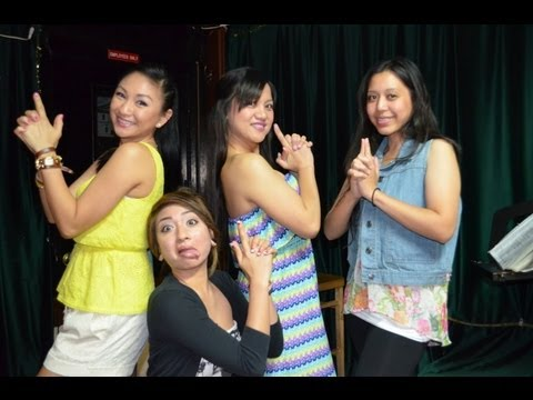 VLOG: Family Outfit of the Day with my mom, sister, brother, grandma and cousins! :D AprilAthena7