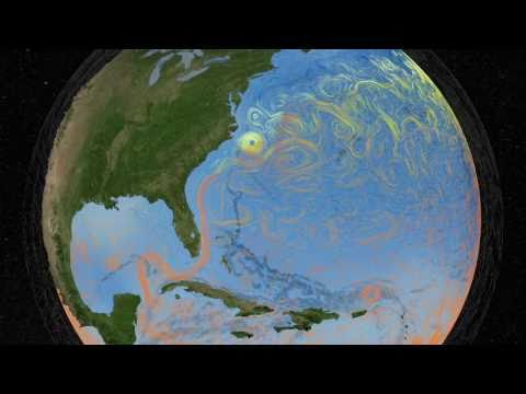 NASA | Aquarius Ocean Circulation