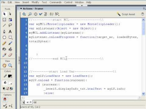 Actionscript 2.0 - Preloading Part 1