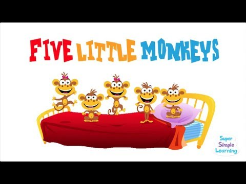 Five Little Monkeys!