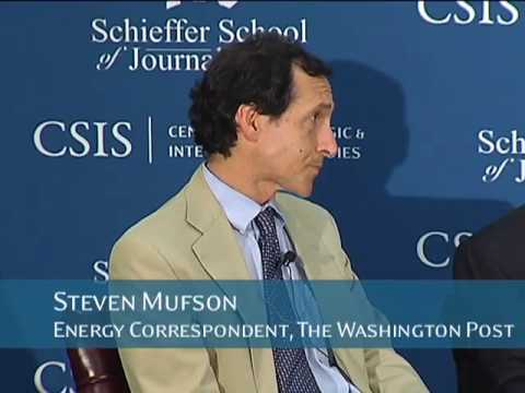 Video Highlight: CSIS Schieffer Series: Implications of the Gulf Spill
