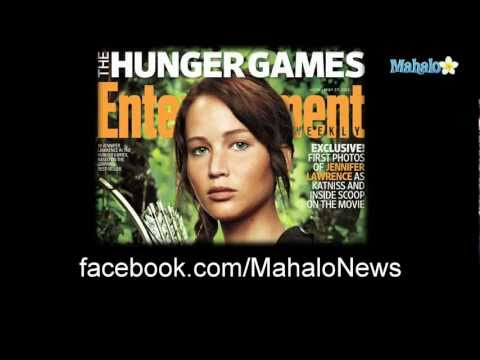 "Jennifer Lawrence on ""The Hunger Games"""