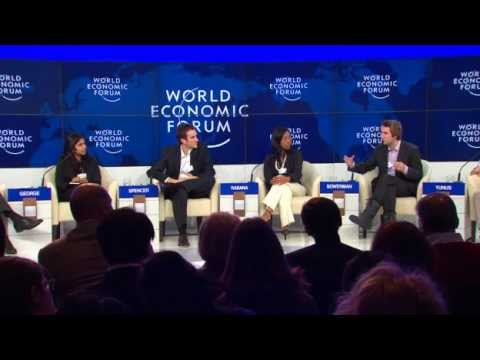 Davos 2012 - The Future across Generations