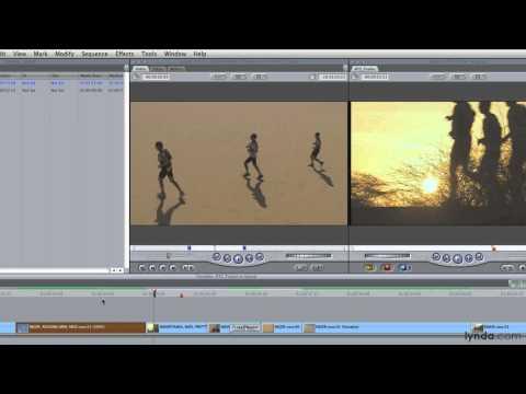 Final Cut Studio: Creating retiming effects   lynda.com