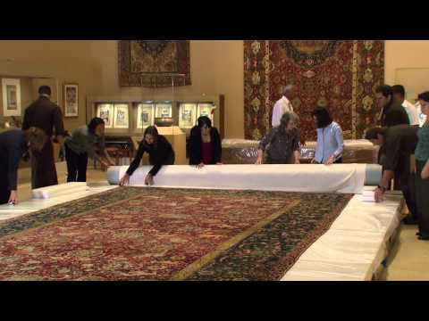 Installing the New Islamic Department Galleries at The Metropolitan Museum of Art