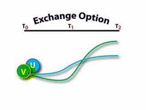 Exchange option