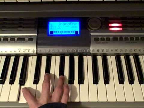 How to Play Born This Way By Lady Gaga on Piano