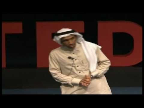 TEDxArabia talk - Mamdouh Salem - Innovation Blink - Ft. Jeddah the Crossroad of Civilization