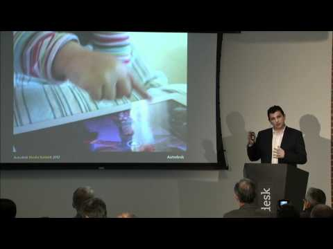 Autodesk 2013 Product Launch Part 2 of 6 -- Visual Storytelling 27 Mar 2012