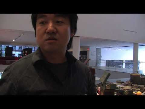 Behind the Scenes: Projects 90: Song Dong at MoMA
