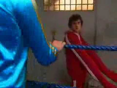 Boxing practice - The Mighty Boosh - BBC comedy