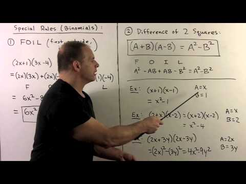 BCA4.2.  Polynomials:  Multiplication