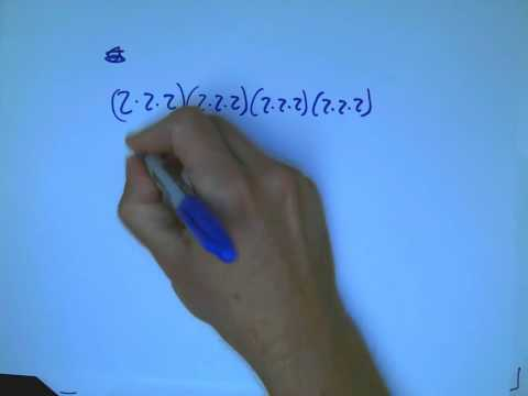 laws of exponents 1
