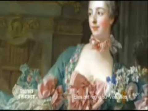 Premières dames et maitresses de Louis XIV et Louis XV