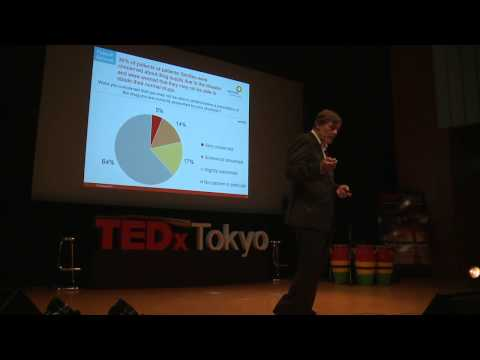 TEDxTokyo - Bill Hall - Data Driven - [English]