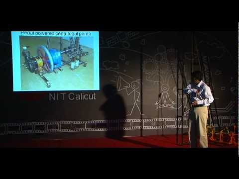 TEDxNITCalicut  - Praveen Vettiyattil - Plan 2015 - End Farmer Suicides in India