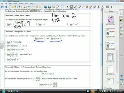 AP Calculus Section 13 part 2