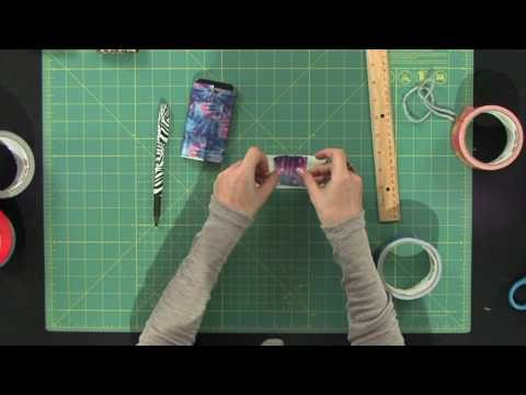 How to Make a Duct Tape Cellphone Cover