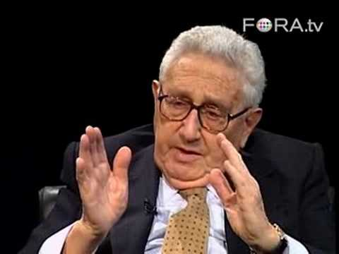 Henry Kissinger - China as a Rising Power