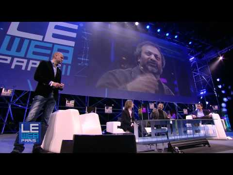 LeWeb 2011 Panel - How is Social Local Mobile changing enterprise