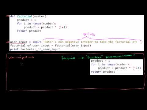 Diagramming What Happens with a Function Call