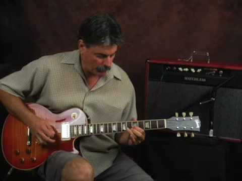 Playing Blues Guitar Easy & Fun Blues Riffs with a Les Paul