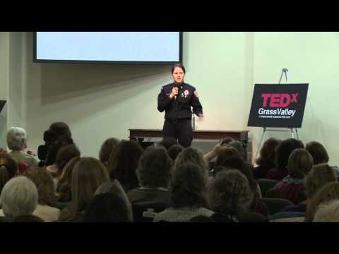 TEDxGrassValley - Rainy Laura Blue Cloud - Youth Activism as The Seeds of Change