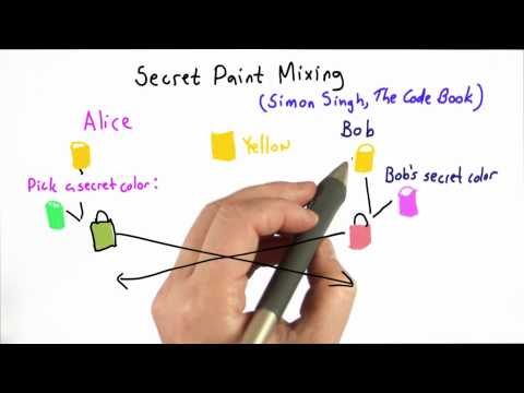 Secret Paint Mixing - CS387 Unit 3 - Udacity