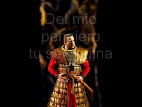 Accessible Arias: 'Celeste Aida' from Aida (Marcelo Alvarez)