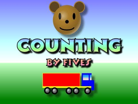 Children's: Counting By Fives