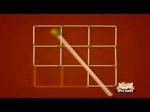 Matchstick Puzzles - 39