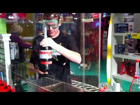 Geyser Rocket Car - Steve Spangler Science