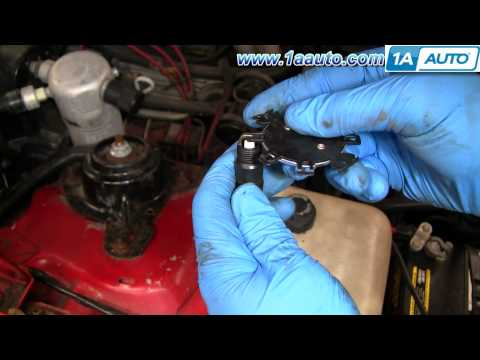 How To Replace Spark Plugs 305 350 82-92 Chevy Camaro IROC-Z Pontiac Firebird Trans Am 1AAuto.com