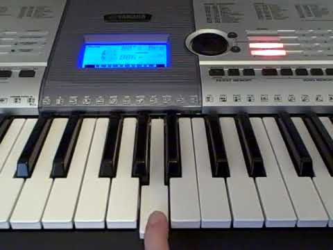 How to play Rainbow in the Dark By Dio on Piano